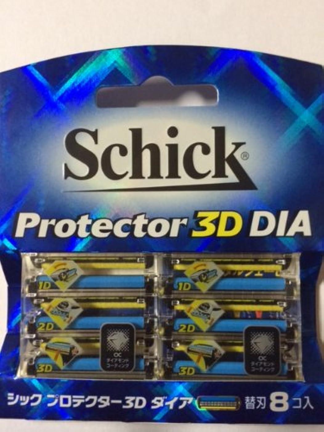 可決しなやか取り扱いシック プロテクター3D ダイア(8コ入)