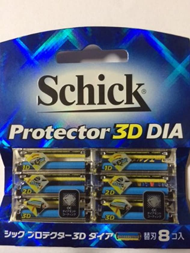 分類同行する観客シック プロテクター3D ダイア(8コ入)