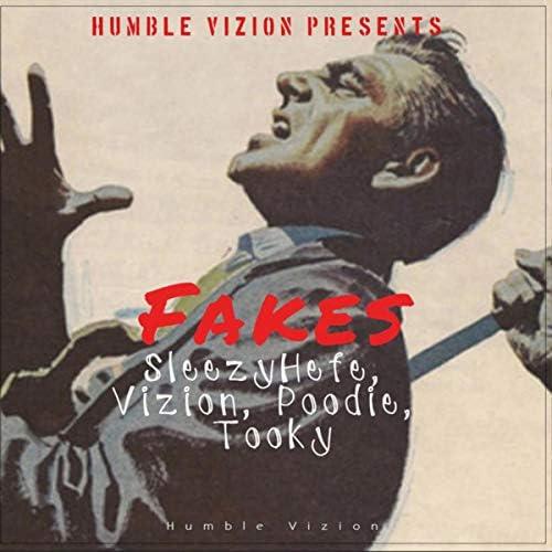 Humble Vizion feat. Sleezy Hefe, Vizion, Poodie & Tooky