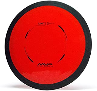 MVP Disc Sports Neutron Limit Disc Golf Distance Driver (Colors May Vary)