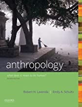 Best anthropology lavenda 4th edition Reviews
