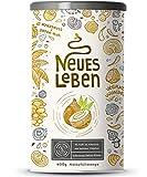 Neues Leben | Schwarzes Detox-Elixier | Formel mit Aktivkohle, Matcha, Aloe Vera, tonischen...