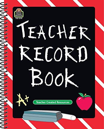 Teacher Record Book