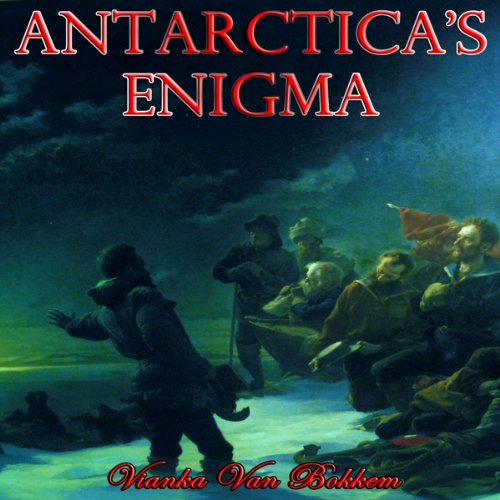 Antarctica's Enigma audiobook cover art