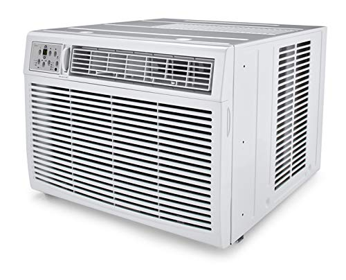 Midea MAW25H2ZWT 25,000 BTU Window Heat & Cool Air Conditioner 230V