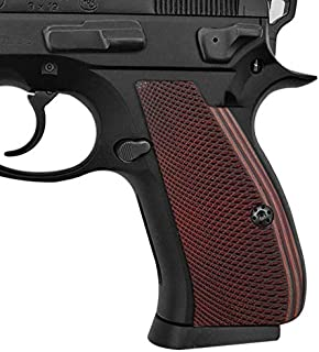 Cool Hand G10 Grips for CZ 75/85 Compact, Free Screws Included