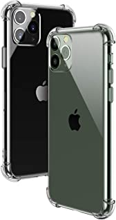 UGREEN compatible for iPhone 11 Pro Case Protector TPU Cover New iPhone Protective Cover with Soft Edges Shockproof and An...