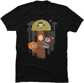 Best three ewok moon shirt Reviews
