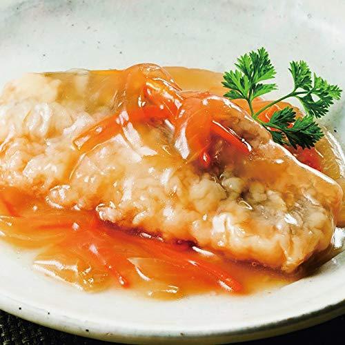やわらか煮魚 白身野菜あんかけ 300g (5切入) 22161