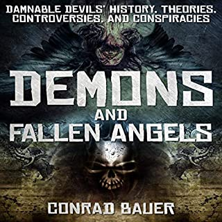 Demons and Fallen Angels audiobook cover art