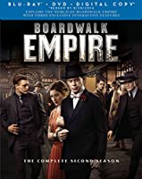 Boardwalk Empire: Complete Second Season [Blu-ray] [Import]