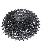JKSPORTS Shimano Alivio 9-Speed Mountain Bike Cassette - CS-HG200-9 (CS-HG200-9 11-32T)
