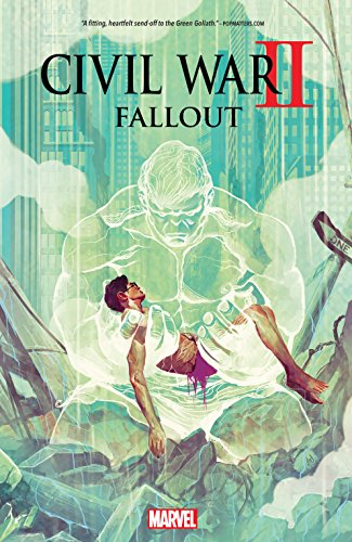Civil War II Fallout (Civil War II: Ulysses Infinite Comic) (English Edition)