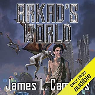 Arkad's World                   Written by:                                                                                                                                 James L. Cambias                               Narrated by:                                                                                                                                 Eric Michael Summerer                      Length: 11 hrs and 23 mins     Not rated yet     Overall 0.0