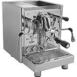 Bezzera Mitica Commercial Espresso Machine - HX SS PID boiler switchable tank / direct connect Rotary Vane Pump