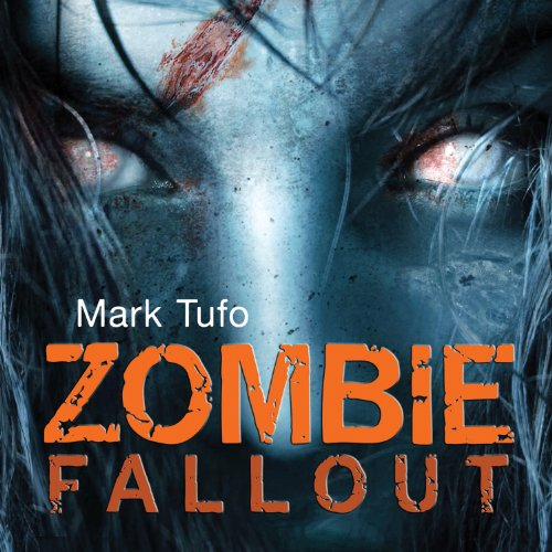 Zombie Fallout audiobook cover art
