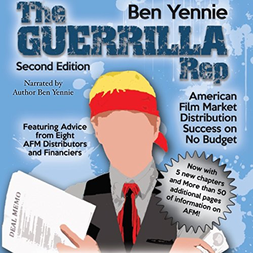 The Guerrilla Rep audiobook cover art