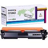 BAISINE - Tóner Compatible con HP 94A CF294A, para HP Laserjet Pro M118DW MFP M148FW M148FDW M148DW (1200 páginas)