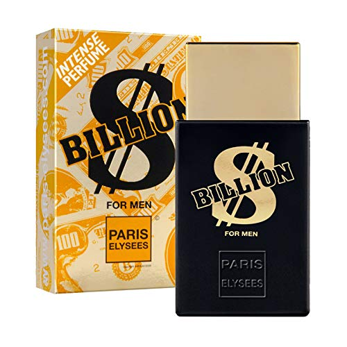 Billion Dollar Parfum 100ml Homme Eau de toilette Paris Elysees