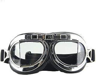 نظارات دراجة نارية كلاسيكية كروزر سكوتر نظارة تزلج على الجليد دراجة السباق MTB