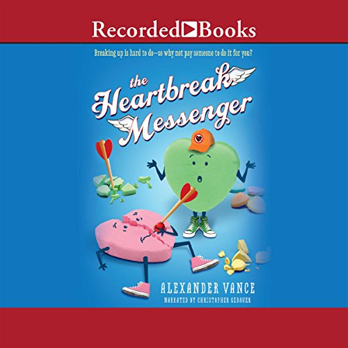 Heartbreak Messenger audiobook cover art