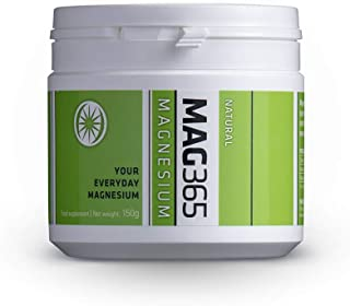 Sponsored Ad - Magnesium Powder All Natural - Unflavored Highly Bioavailable Citrate for Adults - No Preservatives or Addi...