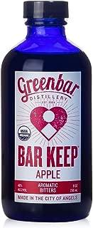 Bar Keep Organic Apple Bitters 8oz