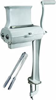 Weston Manual Cuber/Tenderizer (07-4101-W-A), Coated Cast Aluminum Construction, Includes Tongs