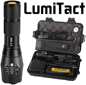 tactical g700 led flashlights