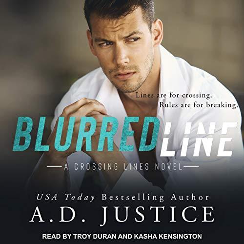 Blurred Line cover art