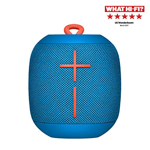 Ultimate Ears Wonderboom, Altavoz Portátil Inalámbrico Bluetooth, Sonido...