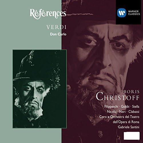 Gabriele Santini/Boris Christoff/Tito Gobbi
