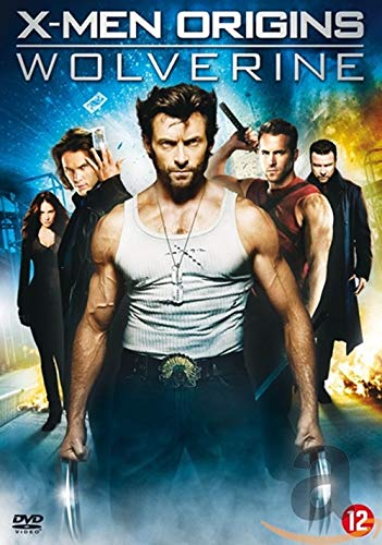 1-DVD SPEELFILM - X-MEN ORIGINS: WOLVERINE
