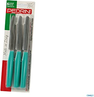 طقم سكاكين المائدة 6 قطع من بيدريني 04Gd065 ، أزرق