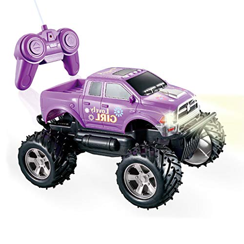 YongnKids Girls Remote Control Truck Car Toy for Kids...