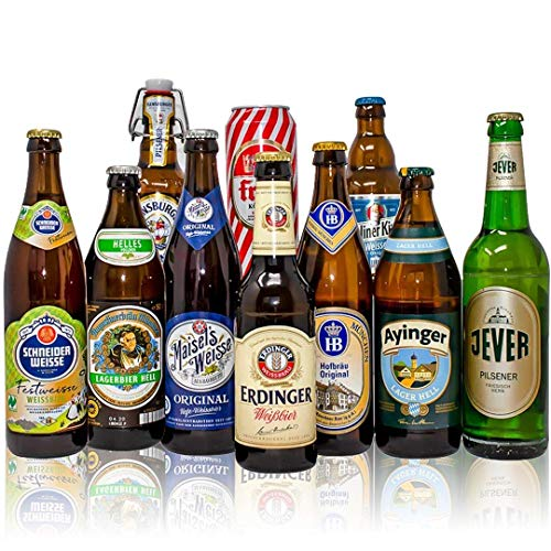 Oktoberfest German Craft Beer Mixed Case Gift Set (10 Pack)