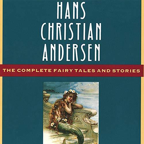 Hans Christian Andersen audiobook cover art