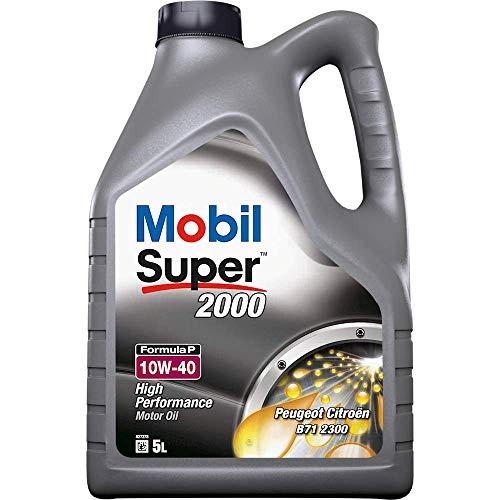Mobil Super 2000 Formula P 10W-40, 5L