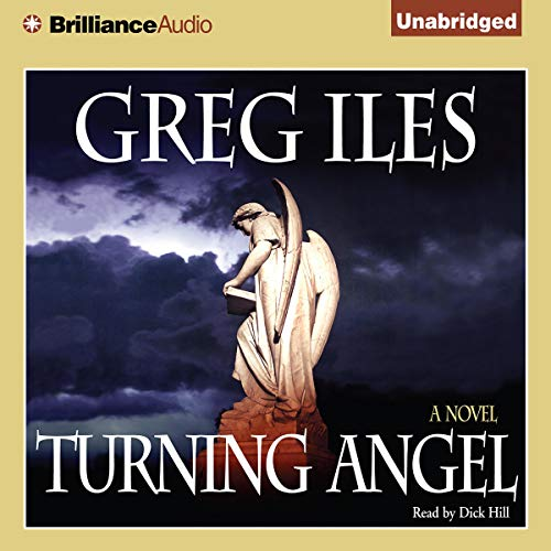 Turning Angel audiobook cover art