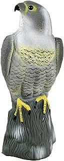 SmartHS Realistic Eagle Decoy, Scarecrow Scare Birds Fake Hawk for Hunting Garden Patio Decorations