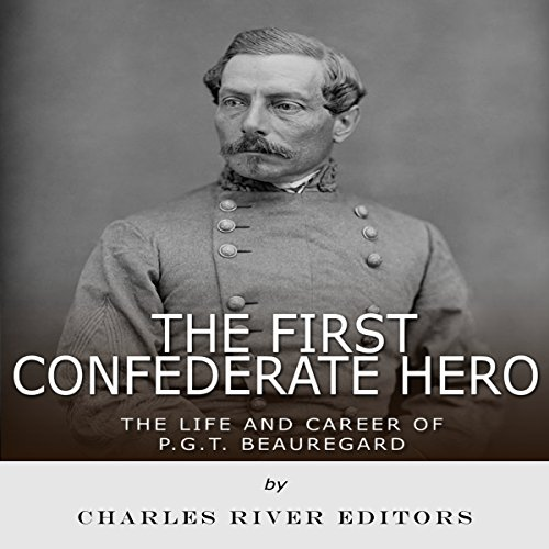 The First Confederate Hero audiobook cover art