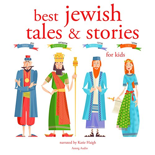Best Jewish Tales and Stories for Kids cover art