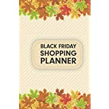 Black Friday Shopping Planner: Holiday shopping list organizer, plan for buying gift, meal, budget, decorations in This Black Friday