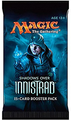 Magic The Gathering Shadows Over Innistrad Booster Pack by Magic: the Gathering