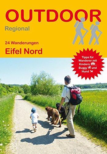 Eifel Nord: 24 Wanderungen Eifel Nord (Outdoor Regional)