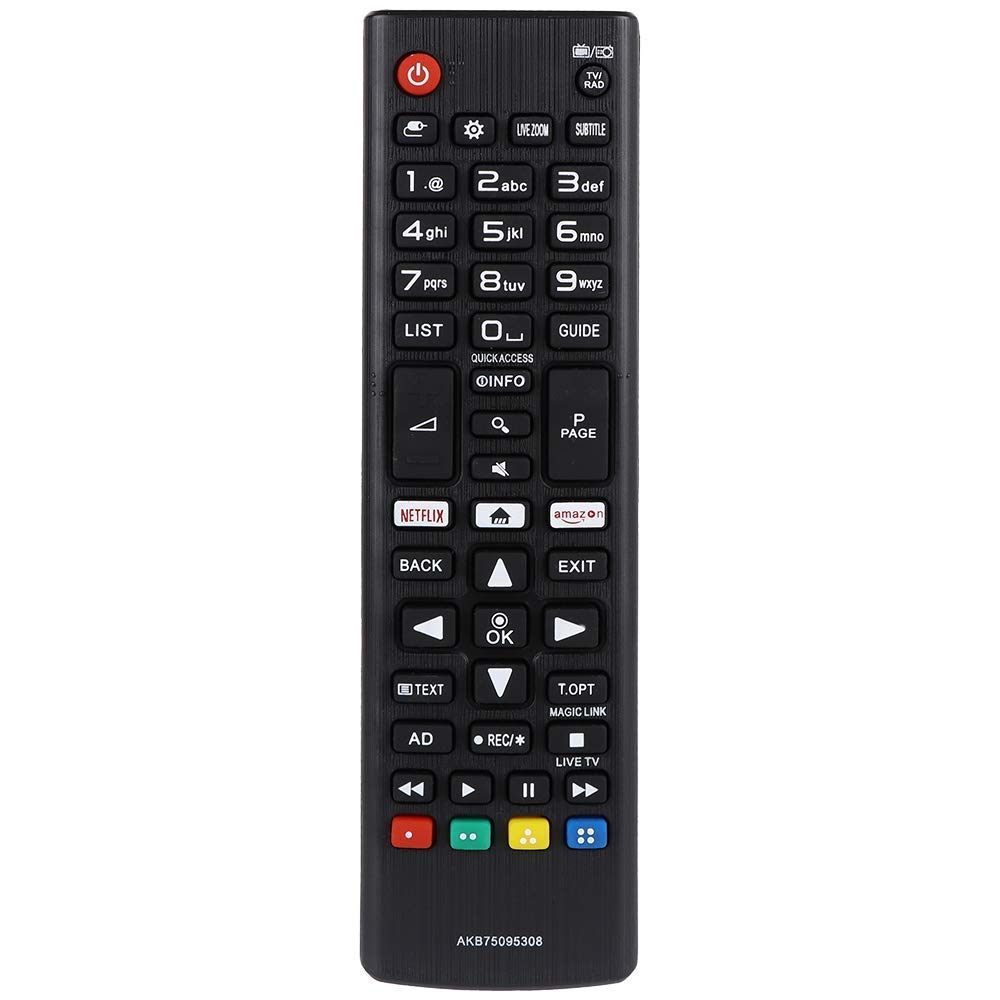 AKB75095308 - Mando a distancia universal para LG Smart TV: Amazon.es: Electrónica