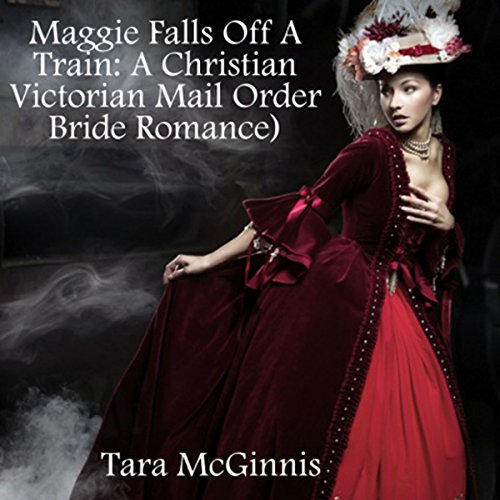 Maggie Falls Off A Train audiobook cover art