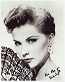 Debra Paget Autographed Photo