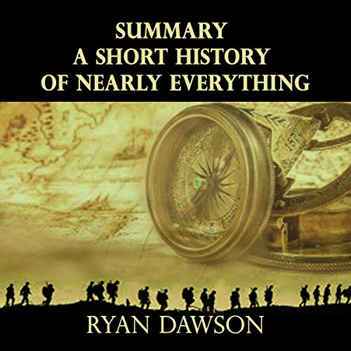 Summary: A Short History of Nearly Everything audiobook cover art