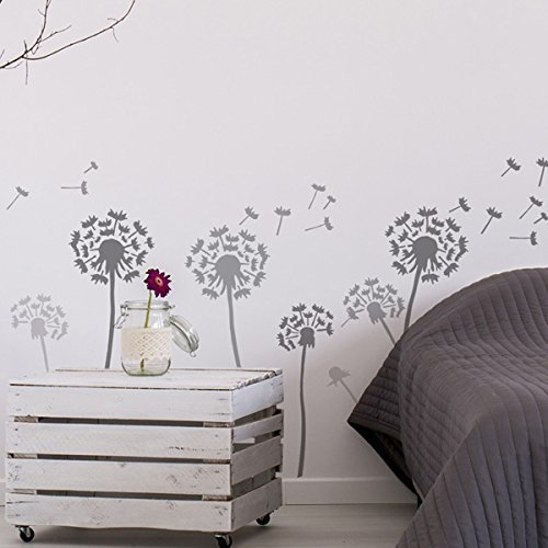 Decorating Stencils for Walls: Amazon co uk